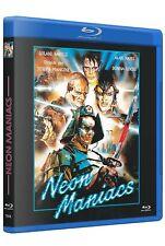 NEON MANIACS (1986)  **Blu Ray** Alan Hayes,
