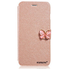For Apple iPhone SE 6 6S Plus 5S 4 Magnetic Flip Leather Wallet Case Cover US