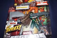 MARVEL LEGENDS X-MEN'S HOPE SUMMERS TERRAX SERIES  6 INCH ACTION FIGURE 2011