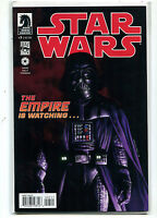 Star Wars #7 NM  The Empire Is Watching  Wood Kelly Dark Horse Comics   CBX1V