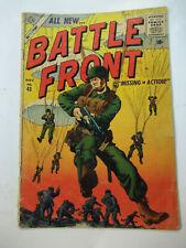 BATTLE FRONT  #43  (1956)  2.0 GD