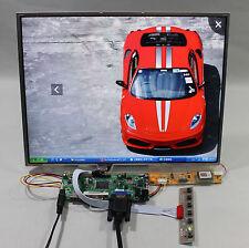15inch 1024x768 N150XB LTN150XB QD15XL06 lcd HDMI VGA DVI Audio LCD driver board