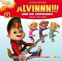 ALVINNN!!! UND DIE CHIPMUNKS - (7)HÖRSPIEL Z.TV-SERIE-SIE HAT STIL   CD NEU
