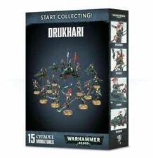 Games Workshop Warhammer 40k Start Collecting Drukhari