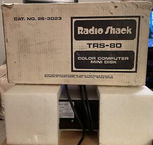 "Radio Shack TRS-80 Color Computer Mini Disk 5 1/4"" Floppy Drive 26-3023"