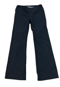 VICTORIA SECRET SPORT Yoga Pants Size Large Black Bootcut