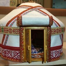 National Kazakhs yurt