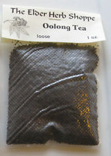 Oolong Tea 1 oz. - The Elder Herb Shoppe