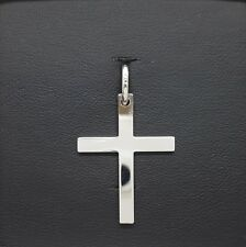 Miran 080020 9K White Gold Cross Pendant 0.9g RRP $120
