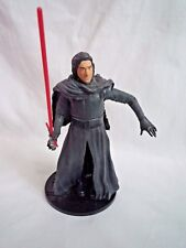 "STAR WARS THE FORCE AWAKENS / KYLO REN UNMASKED DIE CAST 6"" FIGURE WITH STAND"