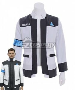 Detroit: Become Human Connor White Cosplay Costume - Only Coat