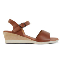 Womens Bellisimo Hartley Sandals Heels Wedge Work Dress Casual Comfort Shoes