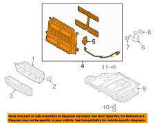 FORD OEM 13-16 C-Max Radiator-Grille Shutter DM5Z8475A