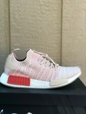 adidas CQ2030 NMD R1 STLT Women's Size 9 Running Shoe -  Linen/White/White