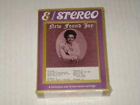 Gospel Reverend Mrs. W. V. Grant New Found Joy 8 Track Tape Stereo New! Sealed