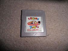 Nintendo Gameboy - looney tunes - cart only