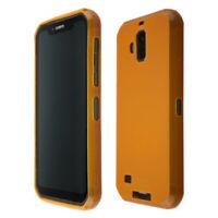 caseroxx TPU-Case for Blackview BV9600 / BV9600 Pro in orange made of TPU