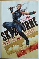 SKYBOURNE #2 (of 5) (2016 BOOM STUDIOS Comics) ~ VF/NM Comic Book