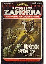 PROFESSOR ZAMORRA Band 27 / DIE GROTTE DER GERIPPE