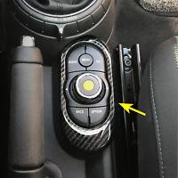 For Mini F55 F56 F57 Interior Audio Menu Tel Adjust Switch Trims Accessories
