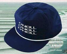 New O'NEILL Cruiser Wave Set Mens Nylon Snapback Classic Retro Cap Hat