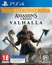 Assassin's Creed Valhalla - Gold Edition | PlayStation 4 PS4 NEW - PREORDER