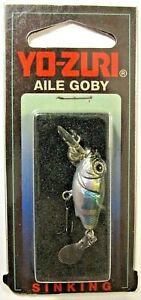 YO-ZURI Aile Goby F646-HOK - Sinking - Hard to find!