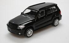 Mercedes GLK Class noir 1/43
