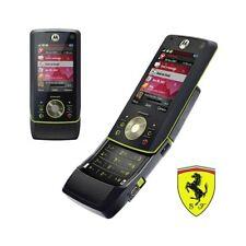 Phone Mobile Phone Motorola Rizr Z8 Ferrari Black Yellow Camera Bluetooth