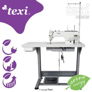 TEXI machine à coudre industrielle - AUTOMATIQUE - Lubrification ferme - NEUF!