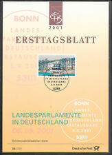 i459 BRD/ Architektur MiNr 2213 ETB 39/01