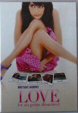 DVD LOVE (et ses petits désastres) - Brittany MURPHY / Santiago CABRERA