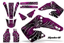 HONDA CR 125 250 00-01 GRAPHICS KIT CREATORX DECALS STICKERS SPIDERX SXP
