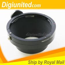 Pentax 67 PK67 lens to Canon EOS EF mount adapter 5D II III 6D 60D 70D 650D 700D