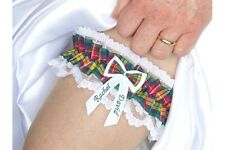 Personalised Tartan Bridal Wedding Garter - Buchanan