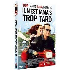 DVD *** IL N'EST JAMAIS TROP TARD ***  avec Tom Hanks, Julia Roberts, ...