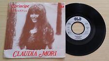"""CLAUDIA MORI - IL PRINCIPE - 45 GIRI 7"""" - GERMANY PRESS"""