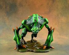 Painted Frog Demon from Reaper Miniatures Bones D&D monster