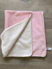 Baby Gap Blanket Fleece Pink 102cm x 78cm