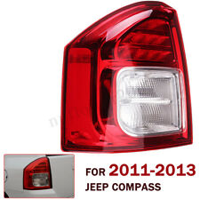 For 2011-2014 Jeep Compass Left Side LED Rear Tail Lamp Assembly Light 1Pc //