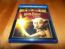 HARRY POTTER AND THE CHAMBER OF SECRETS Year Two BLU-RAY DISC + DVD 2-DISC SET