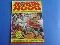 Robin Hood - ComicHeft  Nr. 32 , Original, Bastei Verlag, alt, selten, top