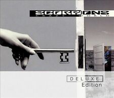 Crazy World [CD/DVD] [Deluxe Edition] by Scorpions (CD, Oct-2013, 2 Discs,...