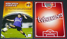 ADEL CHEDLI FC ISTRES OUEST PROVENCE PANINI FOOTBALL CARD 2004-2005