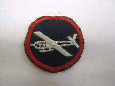 Glider Cap Patch WWII US Army  red border