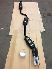 Fiat 124 Sport coupe, AC/BC/BC1 or CC, original Abarth exhaust system(NOS)