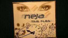 NEJA - TIME FLIES. CD SINGOLO 4 TRACKS