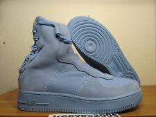 Women's Nike AF1 Rebel XX  Sz 9.5 100% Authentic Light Blue AO1525 400 $160