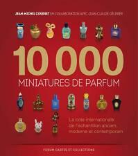 10000 miniatures de parfum par Jean-Michel COURSET