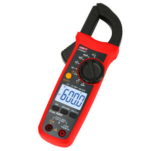 UNI-T UT202A+ Multimeter Auto Handheld Clamp Meter Volt Current AC DC Tester